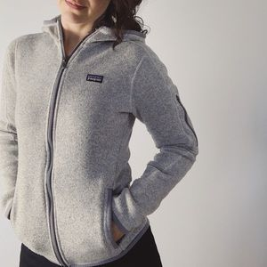 PATAGONIA Better Sweater Hooded Full Zip
